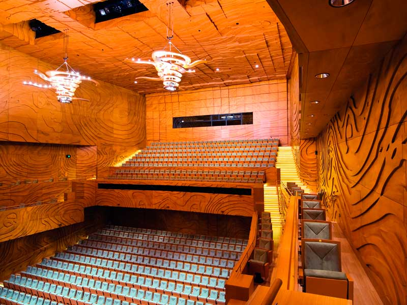 Vos Construction Amp Joinery Melbourne Recital Centre